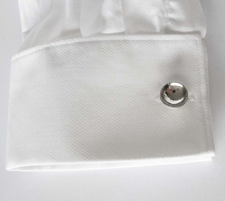 Mirror Moon Cufflinks
