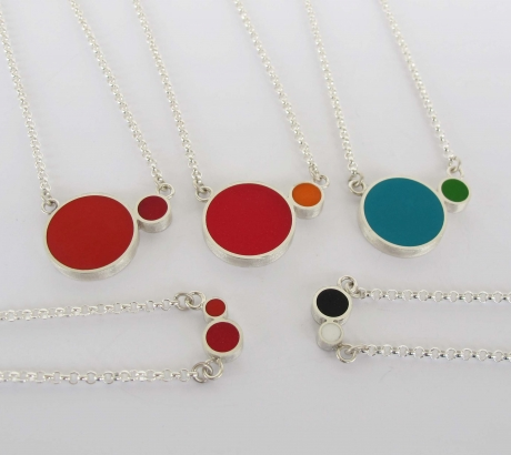 Pont.vero necklaces
